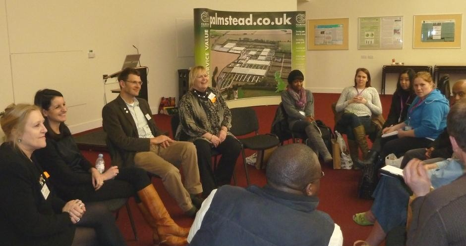 Student workshop helps promote horticulture careers
