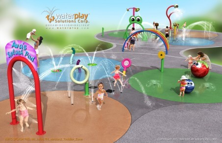 Waterplay announces the Make Way for Water Play content winner