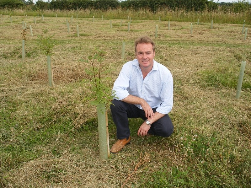Tree nursery wins council grant scheme contract