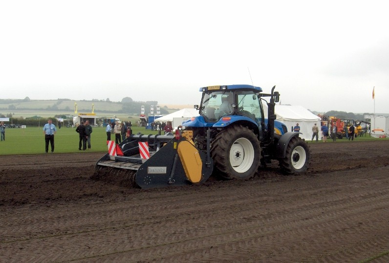 First exhibitors confirmed for 2013 TGA Turf Show