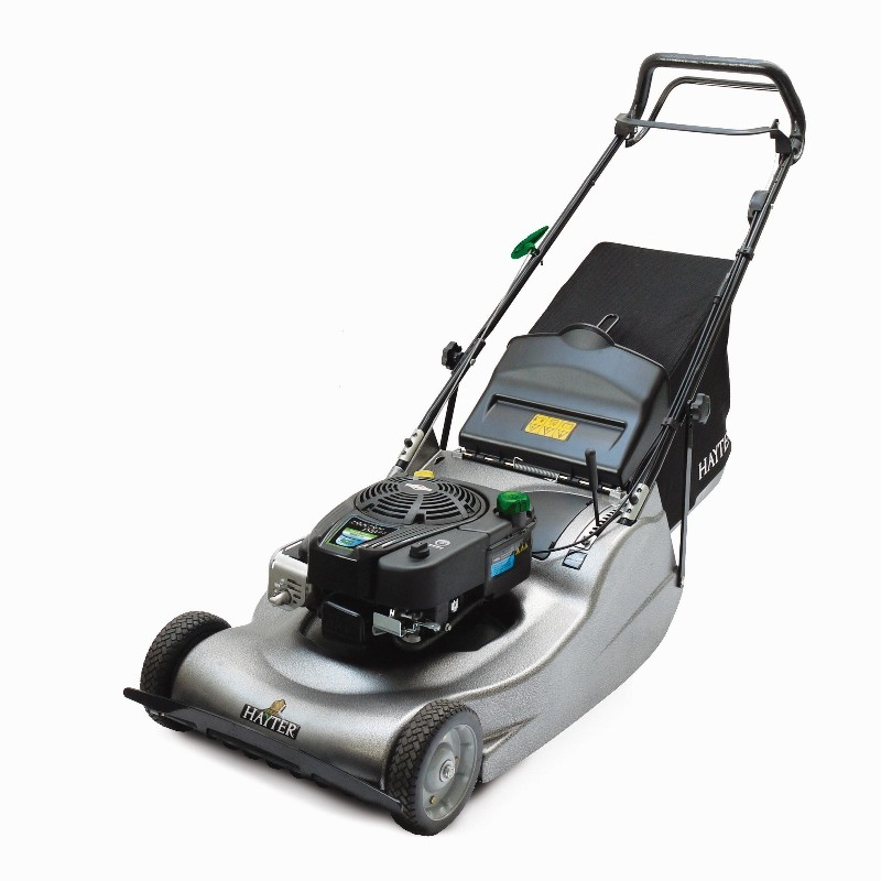 Hayter mowers now have the greenest engines