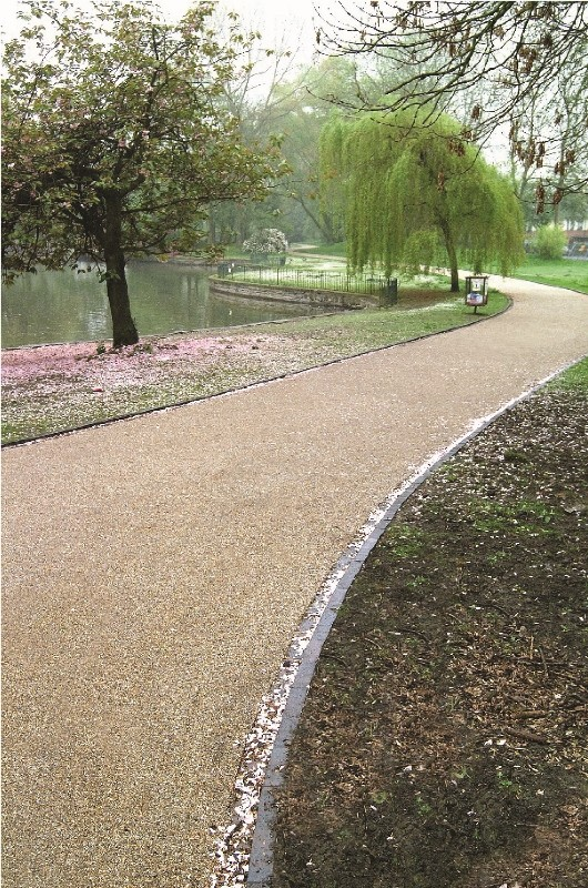 StoneGrip decorative surfacing offers perfect solution