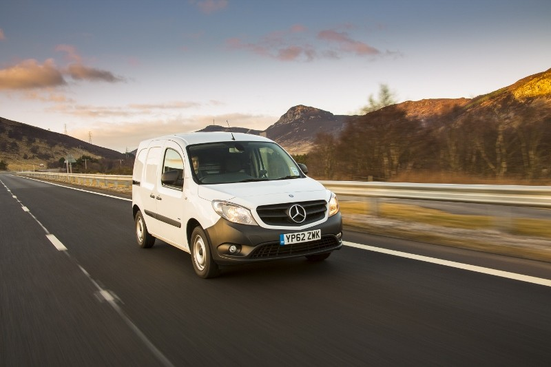 Mercedes-Benz showcases biggest, newest and widest range of vehicles at CV Show