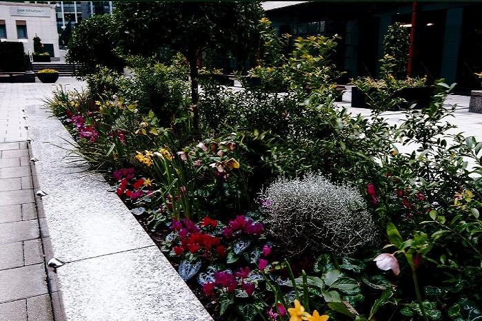 Fleet Place Estate wins prestigious landscaping award