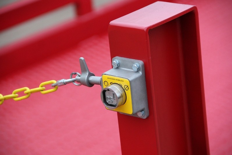 Thorworld's Interlock systems makes loading safer