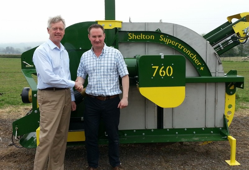 Sportsturf drainage specialists Shelton in management buy-out