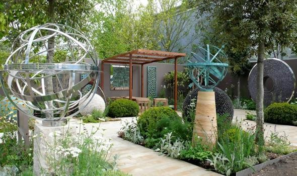 Stunning David Harber Trade Stand wins Best in Show