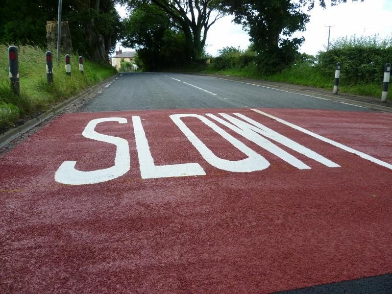 Road markings fall outside CE Mark changes