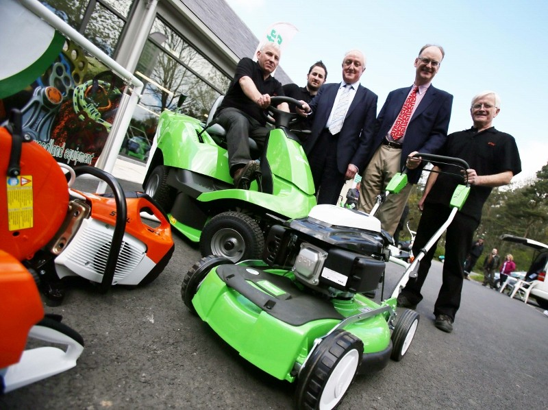 Family firm climbs to new heights