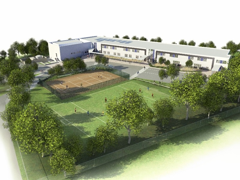 SLR develops school landscape schemes