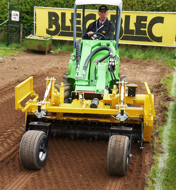 BLEC expands range of machines at IOG SALTEX