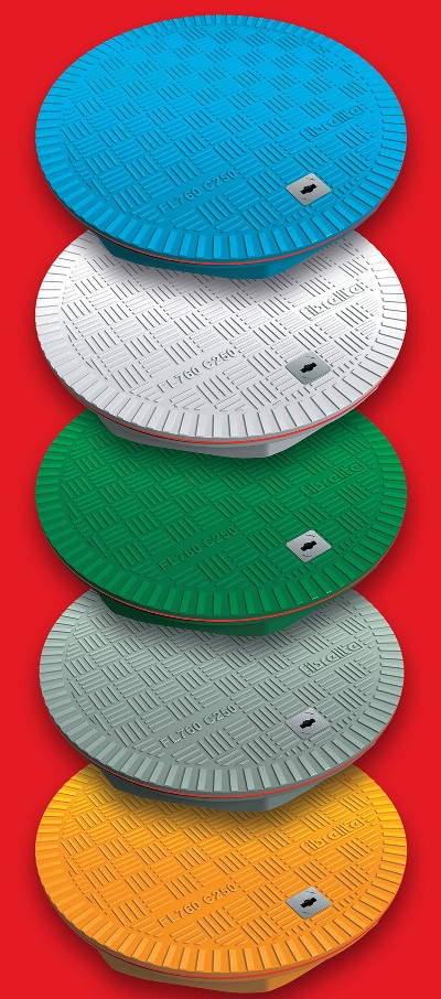 Manhole Covers Just Became Even Cooler!