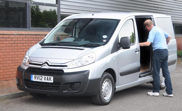 Citroen's new LCV upgrade to business class