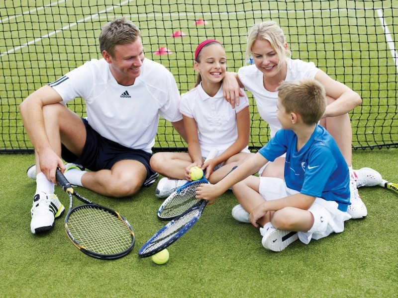 Nationwide festival of tennis and school outreach planned after Murray win