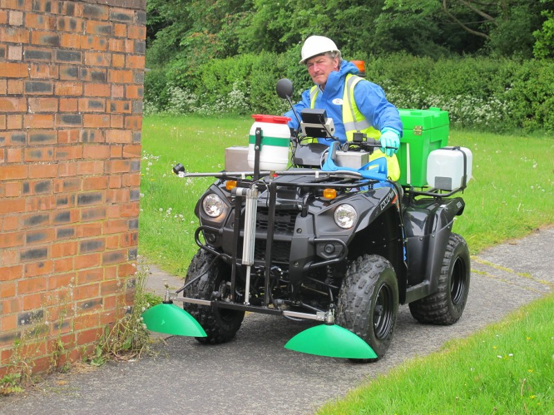 Introducing the Highways Weedmaster ATV Sprayer