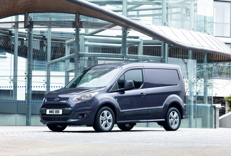 All-new Ford Transit Connect leads the field