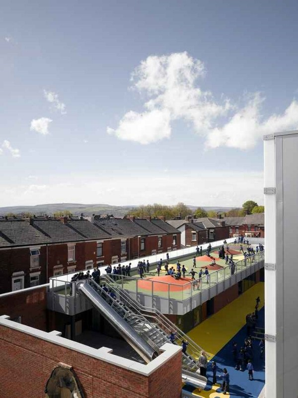 Primary School is a RIBA National Award Winner