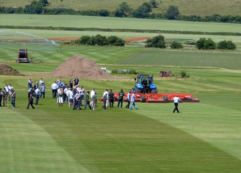 TGA Turf Show demonstrates quality on all fronts