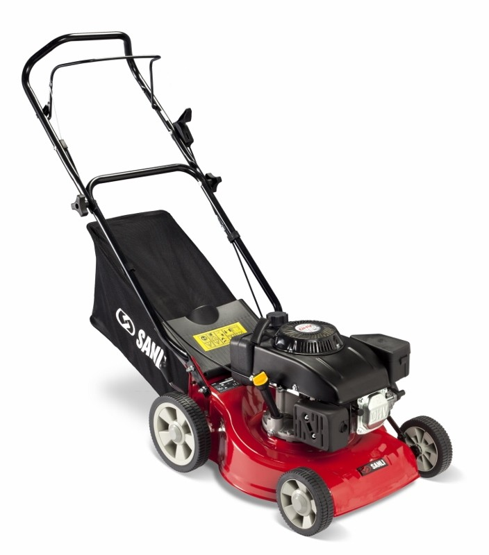 SANLI (UK) Ltd launches three new lawnmowers in the UK