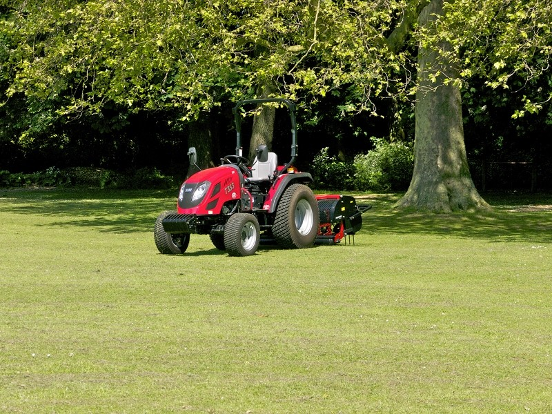 TYM debuts at SALTEX with Lely