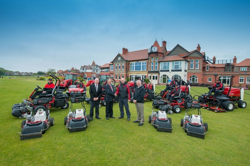 Greener greens for Royal Liverpool Golf Club