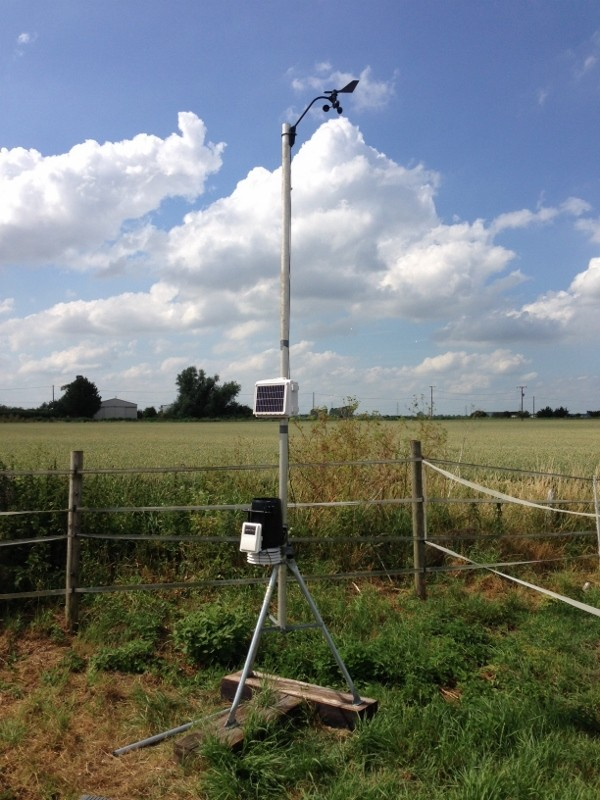 Prodata launch Davis Vantage Connect weather station
