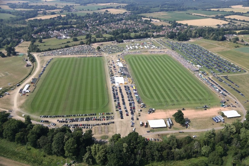 Cowdray Park has Gold Cup quality