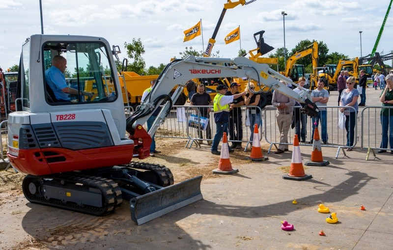 Lynch reports successful Operator Open Day