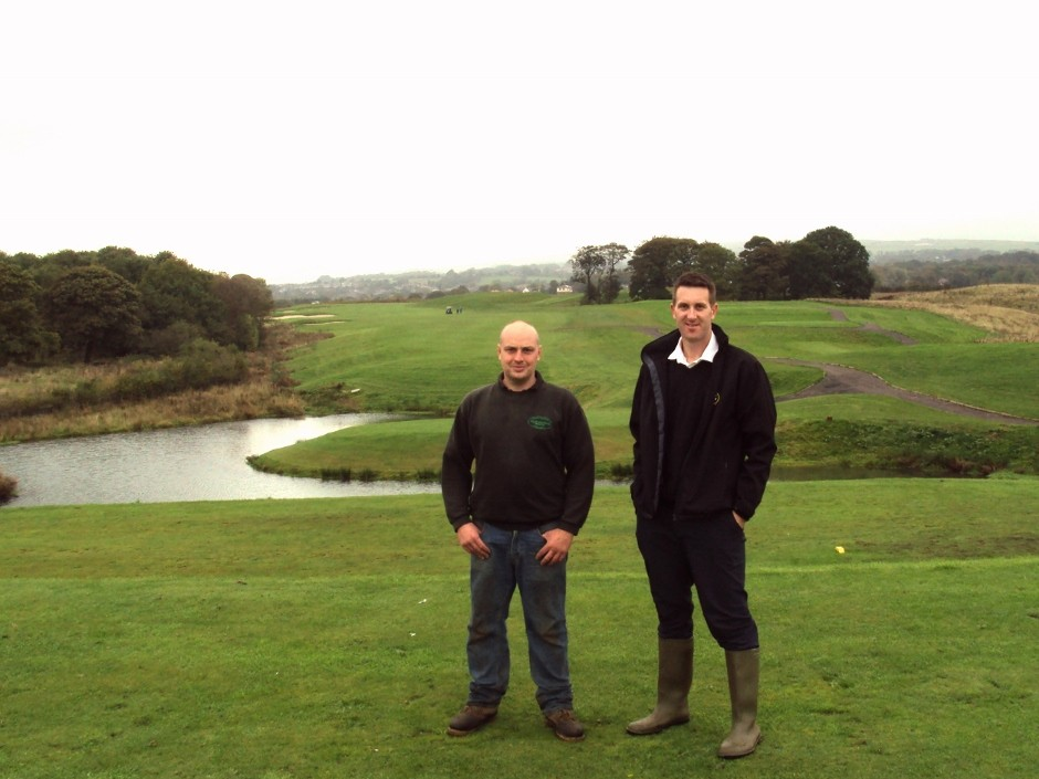Expert advice frtom British Seed Houses is worth a hole lot to golf club