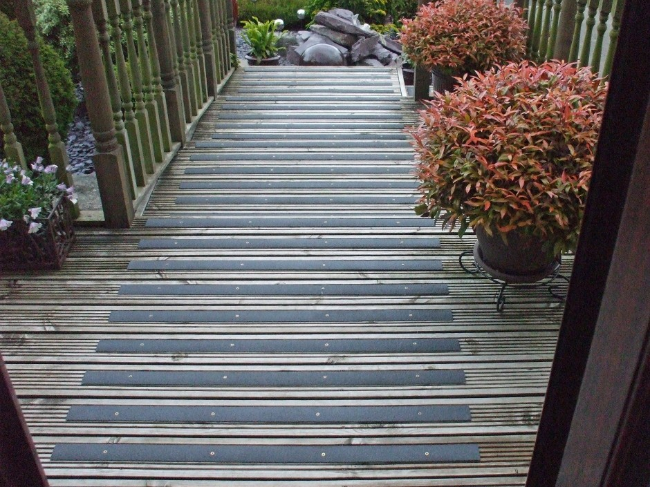 Decksafe Solutions decking strips enjoy high-profile boost