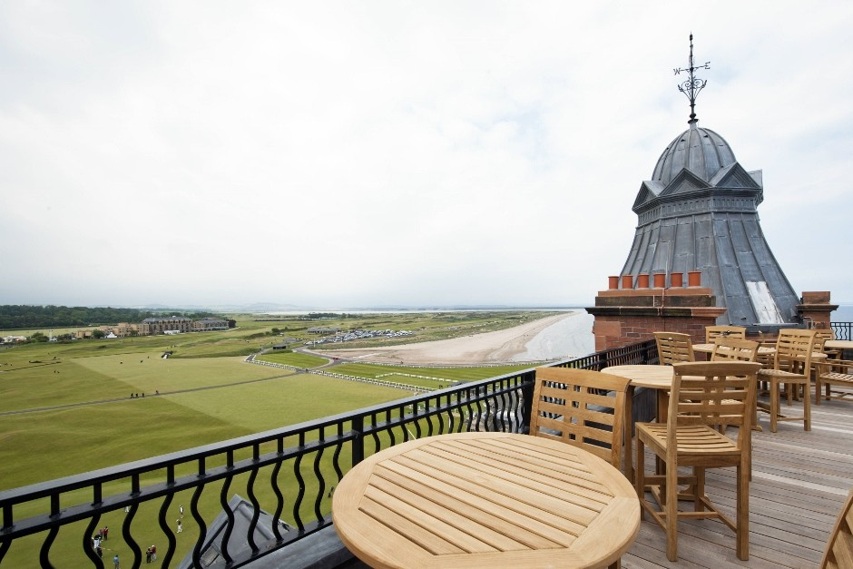 Hamilton Grand boasts the best view in golf with help from Buzon
