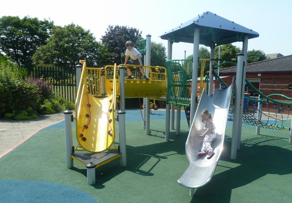 Revised guidance for play providers explains the benefit of managing risk