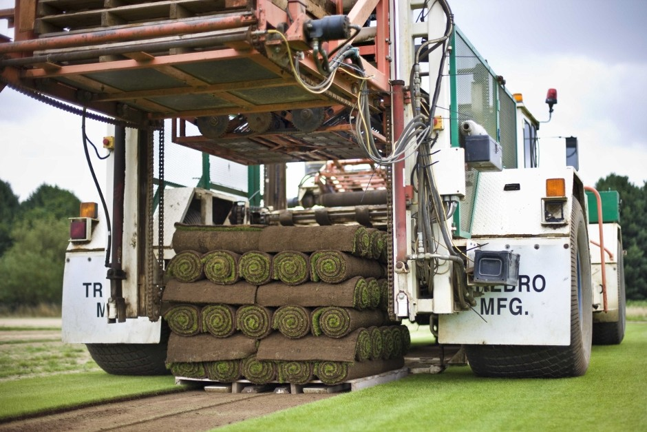 County Turf to exhibit for the first time at BTME