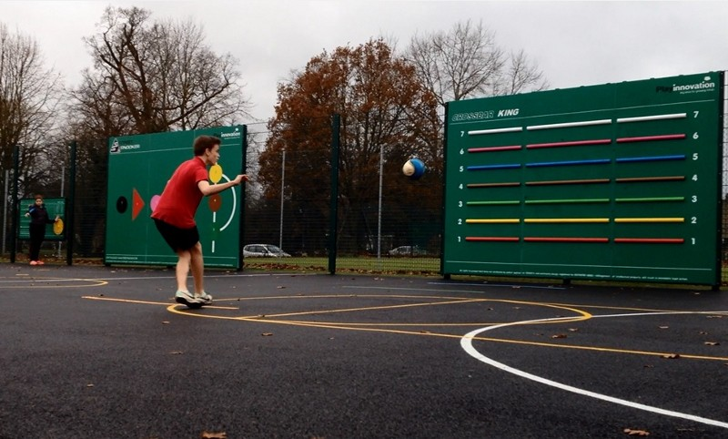 Harleston lead the way in innovative MUGA
