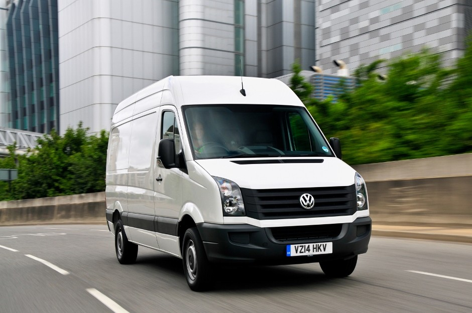 VW Commercial Vehicles introduces new engine to Crafter range