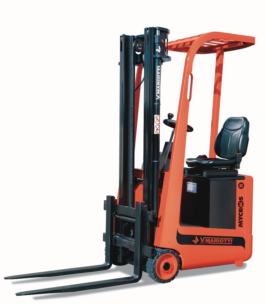 Latest generation of compact electric forklifts unveiled