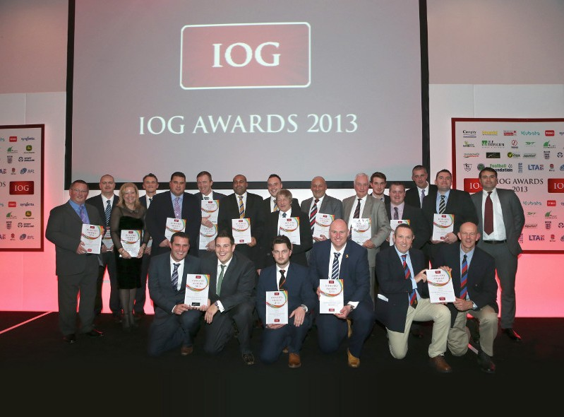 NOMINATIONS NOW OPEN FOR THE 2014 IOG/BIGGA INDUSTRY AWARDS