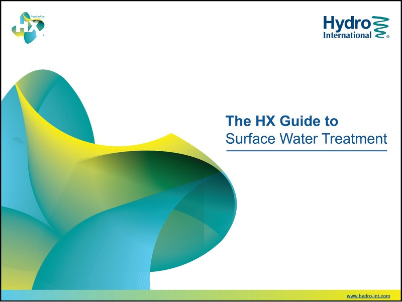 Essential New E-Guide to Surface Water Treatment