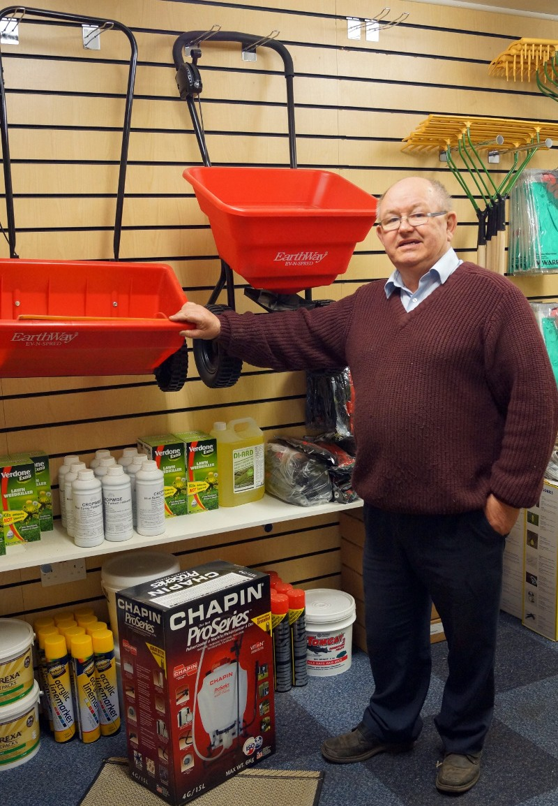 Glasson Grain have recently opened a new trade counter in Lancashire to service the local Landscape and Amenity market