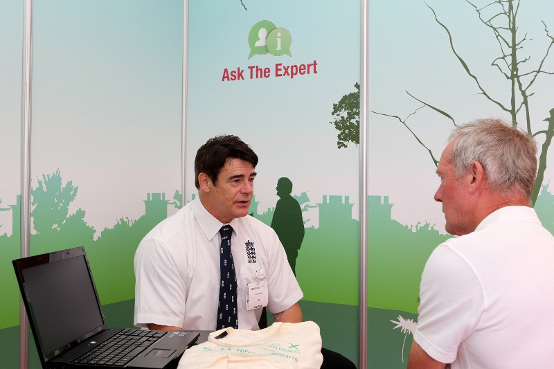 AWARD-WINNING SPORTS TURF EXPERTS OFFER ONE-TO-ONE ADVICE TO SALTEX VISITORS