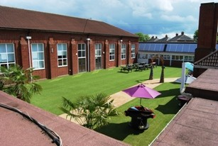 Dura-Sport transforms primary school's courtyard