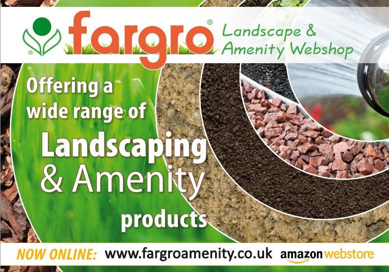 Fargro's Landscape & Amenity web store launched