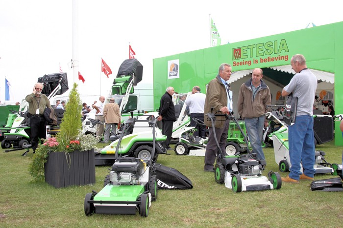 "Etesia Returns to SALTEX with  Green Technologyâ""¢"