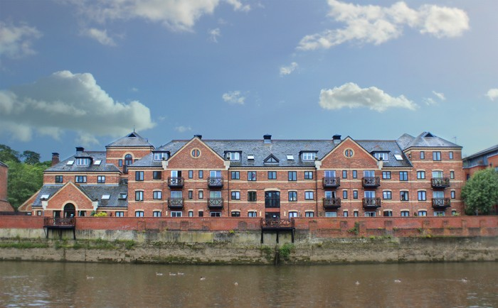 Specialist products key to fresh look for homes scheme