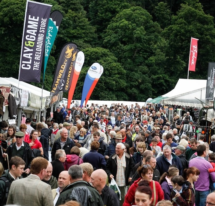 The Midland Game Fair arrives this weekend