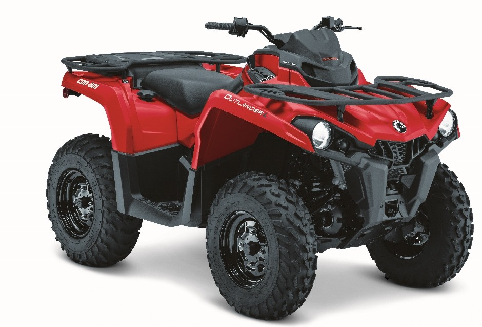 New Can-Am Outlander L revs up the ATV scene