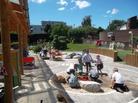 Green Dragon breathes new life into play area