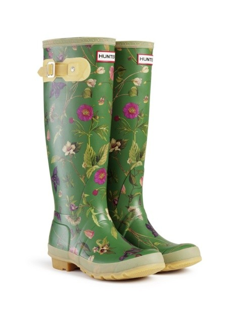 Gardening wellies brought to you by thewellyshop.com