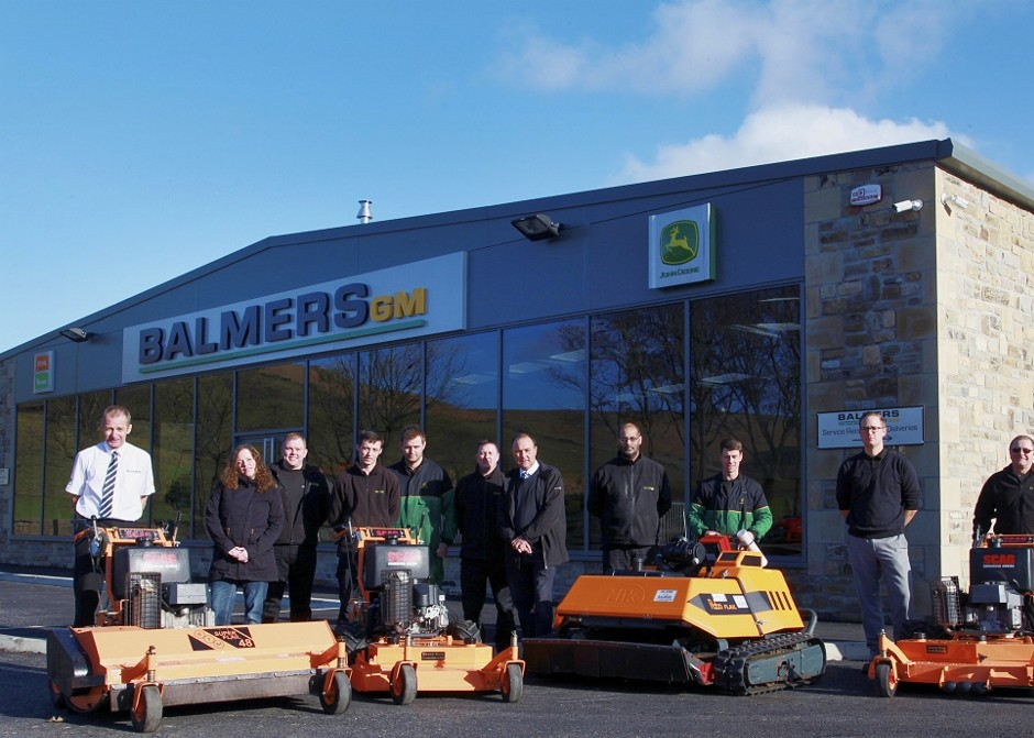 STM proud to be associated with new-look Balmers