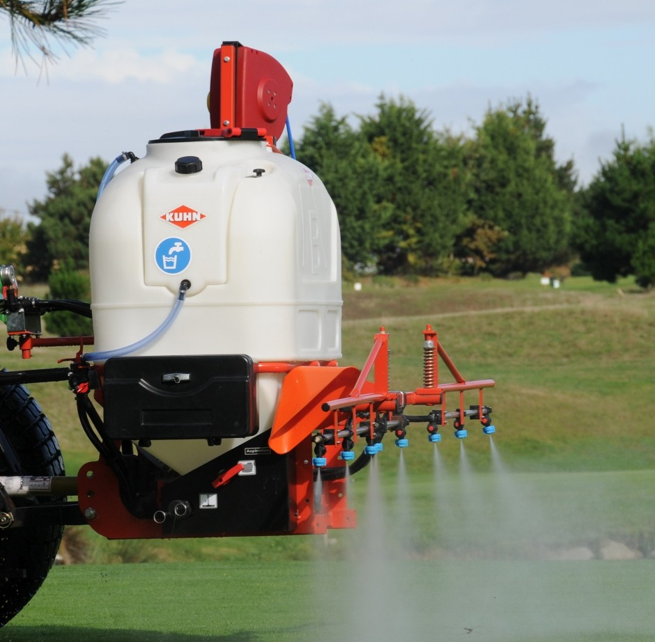 Spraying advice issued at BTME 2015